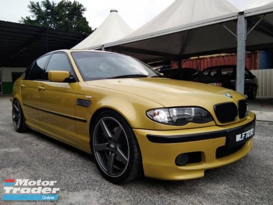 2003 BMW 3 SERIES 325I (CBU) 2.5 SMG