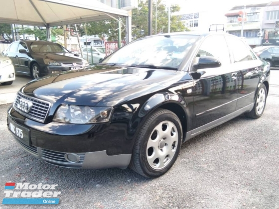 2004 AUDI A4 1.8T (A)