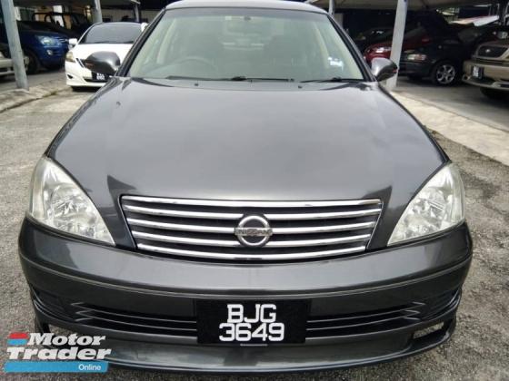 2006 NISSAN SENTRA 1.6 SG Facelift Proton Toyota