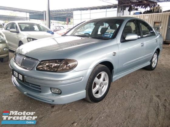 2001 NISSAN SENTRA 1.6 (A) Proton Honda