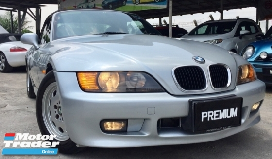2003 BMW Z3 1.9 COUPE CABRIOLET CONVERTIBLE COLLECTION CASH