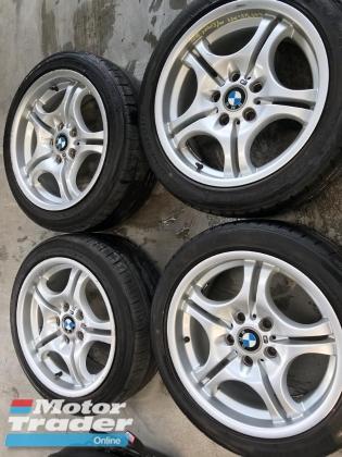 Bmw e46 M sports 17 inch sports rim original  Rims & Tires