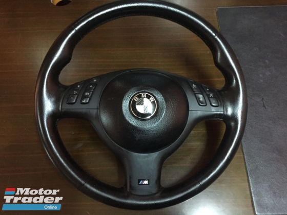 Bmw e39 e46 steering m sports multifunction original  Exterior & Body Parts