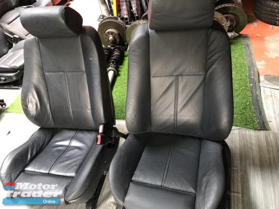 Bmw e39 M sports leather seats electronics original  Exterior & Body Parts