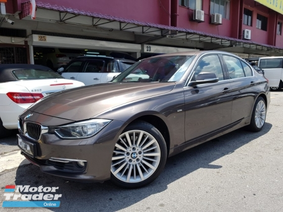 2014 BMW 3 SERIES 328I Luxury 14