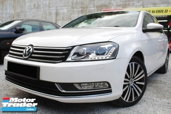 2011 VOLKSWAGEN PASSAT 1.8 (A)  TSi LEATHER CAMRY ACCORD