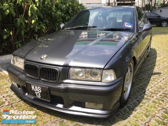 1993 BMW 3 SERIES 325I E36 m sports ready stock