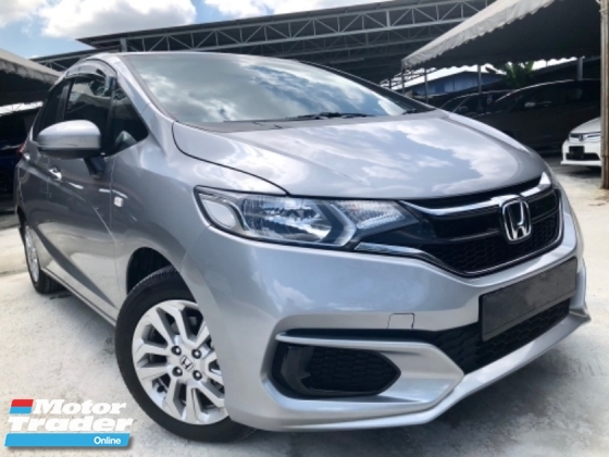 2017 HONDA JAZZ 1.5 (A) 18km FULL SVR RECORD UNDER WARRANTY HONDA
