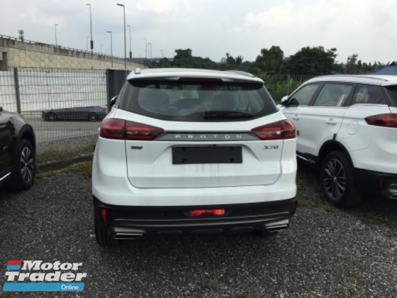 2019 PROTON X70 CCRIS CAN LOAN.READY STOCK.HIGH TRADE IN
