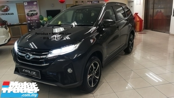 2019 PERODUA ARUZ 1.5 November Promo - Fast Stock Fast Loan