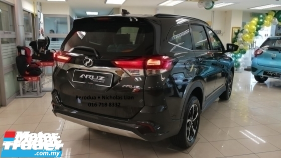 2020 PERODUA ARUZ 1.5 X/Av 🔥 TAX FREE 🔥 LOW RATE 2.xx