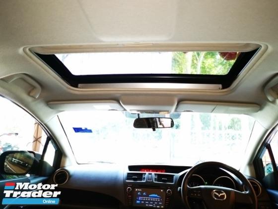 2012 MAZDA 5 Mazda 5 2.0 (A) SUNROOF/2 POWER DOOR NICE NUMBER 53