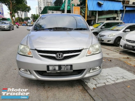 2007 HONDA CITY 1.5 (A) VTEC B.LIST BOLEH LOAN DP 1388 START