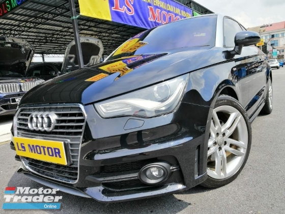 2011 AUDI A1 1.4 TFSI COUPE - BOSE SOUND SYSTEM - FULL SERVICE RECORD - 4NEW TYRE - SELDOM USE - 1LADY OWNER - ACC FREE- WELL MAINTAIN -VIEW TO BELIEVE - FULL LOAN- 3.XX%