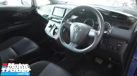 2015 TOYOTA WISH 1.8 X KEY START REAR VIEW CAMERA YEAR END SALE SPECIAL FAST APPROVAL