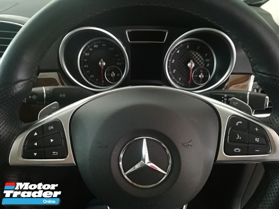 2016 MERCEDES-BENZ GLE 450 AMG 4MATIC COUPE 3.0 V6 BITURBO