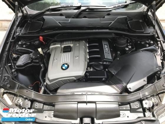 2007 BMW 3 SERIES 2.5 FACELIFT (A) E90 FULL LEATHER SEAT