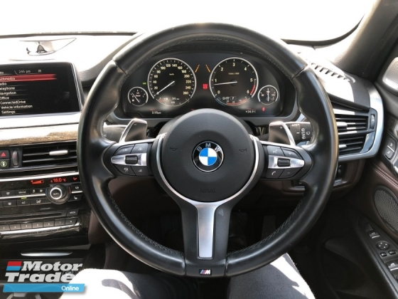 2014 BMW X5 M Sport xDrive35d 3.0 Diesel Twin Power Turbo Bang and Olufssen Active Speaker PCrash 360CAM HUD LDA