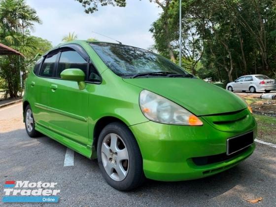 2005 HONDA JAZZ 1.5 i-DSl Loan Senang Lulus