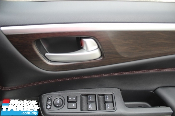 2015 HONDA JADE Honda JADE 1.5 TURBO RS SPORT (A) MUGEN LIMITED EDITION