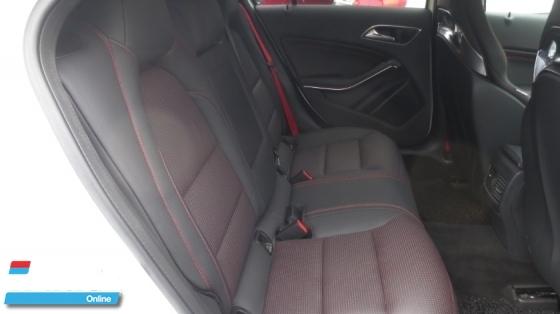 2013 MERCEDES-BENZ A45 AMG  2.0 4MATIC Edition 1 Hatchback