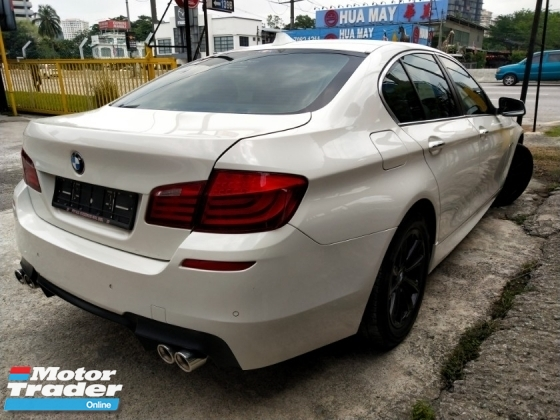 2010 BMW 5 SERIES 523I M5 BODYKIT