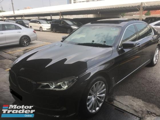 2016 BMW 7 SERIES 730LI (A) LIKE NEW