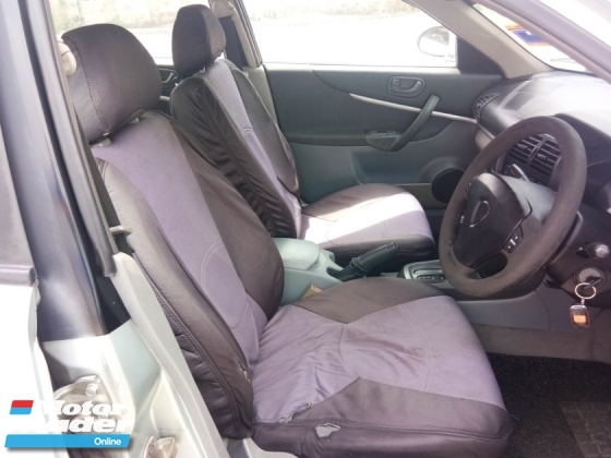 2002 PROTON WAJA 1.6 (A) Good Condition , Nice number