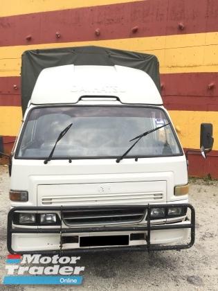 2002 DAIHATSU DELTA V116 3 TONS CANVAS