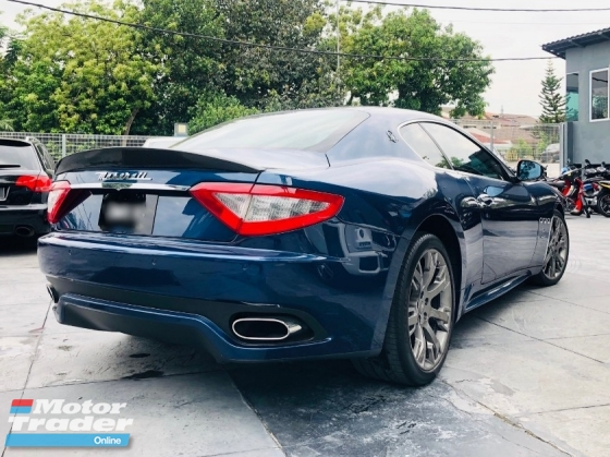 2010 MASERATI GRAN TURISMO S 4.7 V8 WELL MAINTAINED