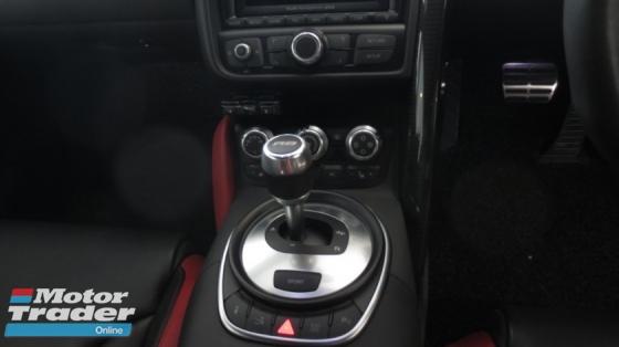2013 AUDI R8 4.2 V8 FSI Quattro Coupe