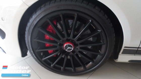 2014 MERCEDES-BENZ CLA CLA45 AMG 2.0 4MATIC COUPE