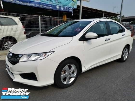 2014 HONDA CITY 1.5E I-VTEC (A) - *OFFER* /TRUE YEAR MADE / NEW FACELIFT