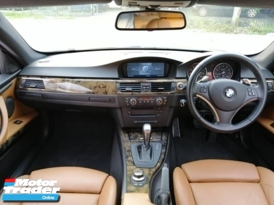 2007 BMW 3 SERIES REG 10 3.0 (A) COUPE TWIN TURBO GOOD CONDITION PROMOTION PRICE.