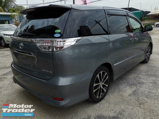 2014 TOYOTA ESTIMA 2.4 Aeras Premium Unreg Sale Offer