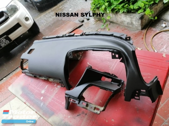NISSAN SYLPHIA DASHBOARD Int. Accessories