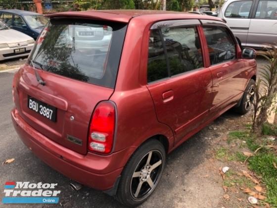 2003 PERODUA KELISA Kelisa auto