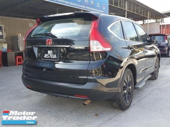 2014 HONDA CR-V CR-V, High Loan, One Malay Owner