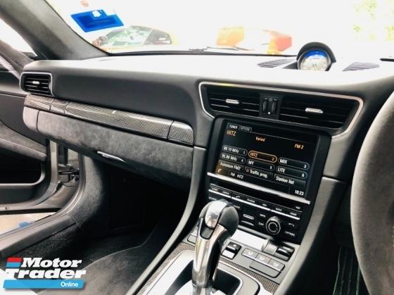 2016 PORSCHE 911 (991) GT3 RS 4.0 FROM PORSCHE MY