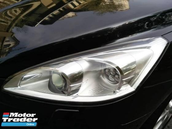 2012 PEUGEOT 508 2012 Peugeot 508 1.6 A Premium Push Start