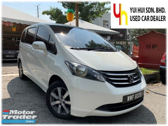 2011 Honda Freed 15 E A 2 Power Door 1 Owner Rm 48800 Used