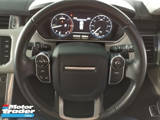 2014 LAND ROVER RANGE ROVER SPORT Range Rover Sports 3.0 HSE Dynamic specs