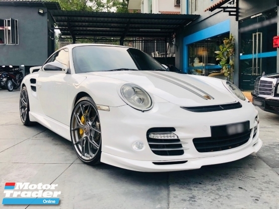 2009 PORSCHE 911 (997.2) TURBO 3.8 PDK TECHART