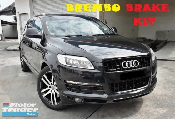 2007 AUDI Q7 4.2FSI QUATTRO S-LINE P/ROOF P/BOOT WELL KEEP
