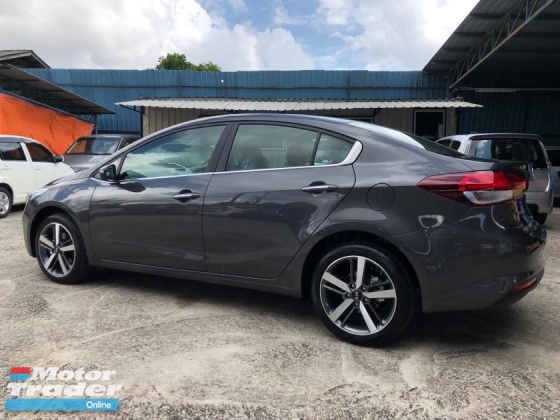 2019 KIA CERATO 1.6AT K3 NEW CAR