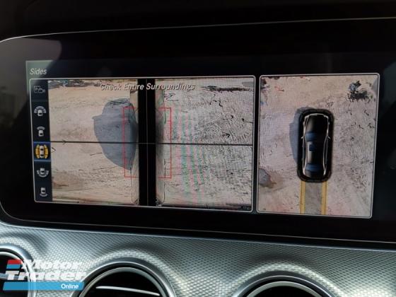 2018 MERCEDES-BENZ E-CLASS E200 Avantgarde 360 Camera Radar Safety Keyless Unreg Sale Offer