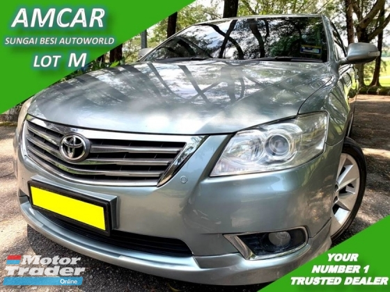 2008 TOYOTA CAMRY 2.0G (A) FACELIFT DIRECT OWNER [BELOW MARKET]