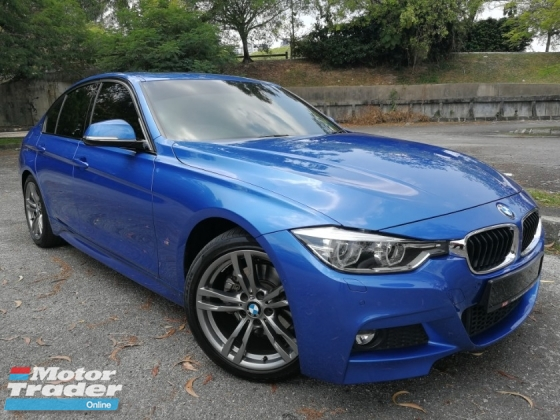 2017 BMW 3 SERIES 330E 2.0 (A) M-SPORT FULL SERVICE RECORD 31K KM HP184 e-DRIVE