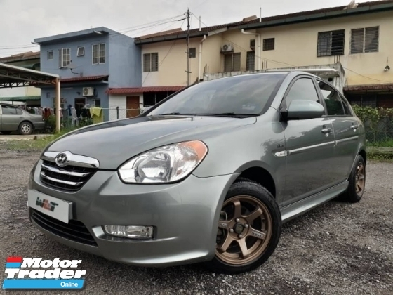 2008 HYUNDAI ACCENT 1.6 (A) SEDAN GOOD CONDITION CAREFUL OWNER PROMOTION PRICE.