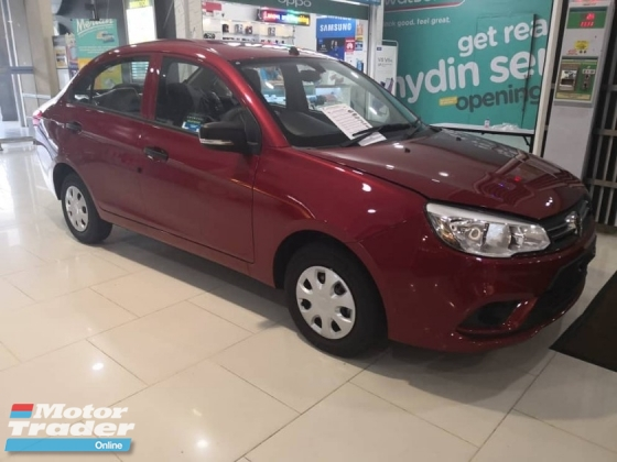 2018 PROTON SAGA 1.3 VVT AT/MT , MAX LOAN , READY STOCK FAST DELIVERY , HIGH TRADE IN